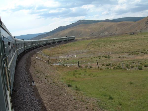 Transibirske jernbane