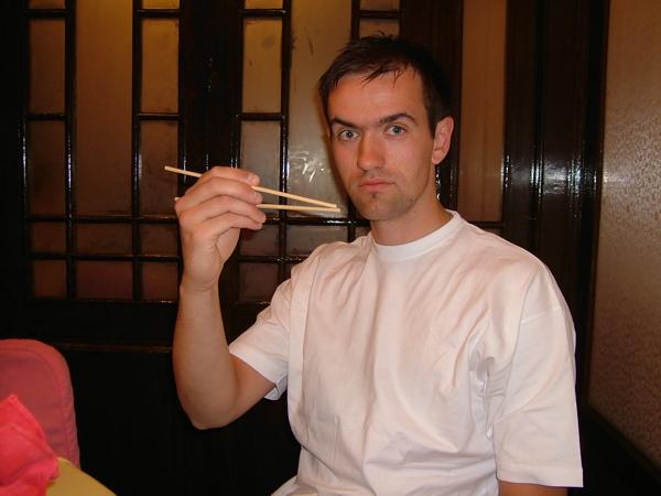 Kinesiske spisepinner
