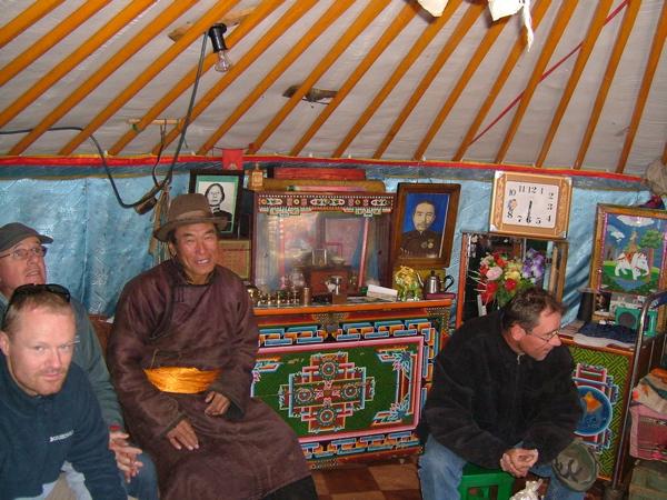 Lokale nomader